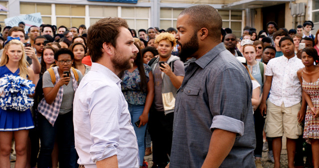 Fist-Fight-review-Charlie-Day-and-Ice-Cube-face-off
