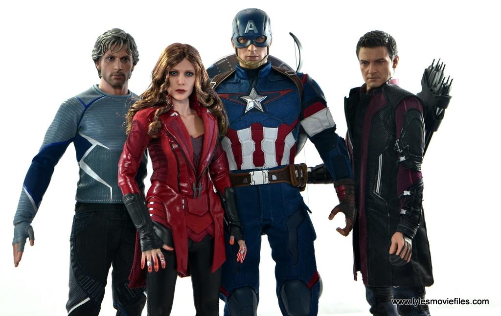 Captain America Quicksilver Meme