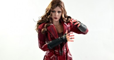 Hot Toys Scarlet Witch figure review (New Avengers) – Avengers: Age of Ultron