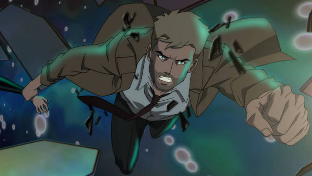 Justice League Dark movie review - Constantine