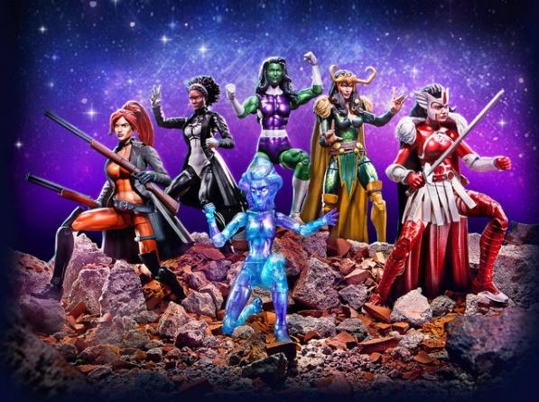 Marvel Legends Toy Fair 2017 - TRU_6 Inch Legends A Force