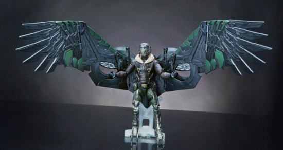 Marvel Legends Toy Fair 2017 - Vulture_Wings_BAF_2