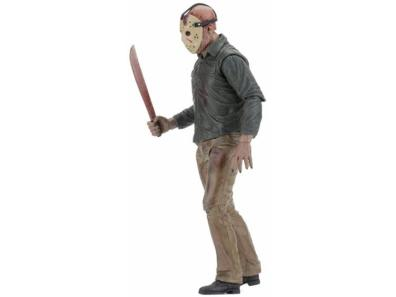 NECA Ultimate Jason figure - left side