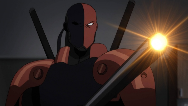 Teen Titans: The Judas Contract - Deathstroke