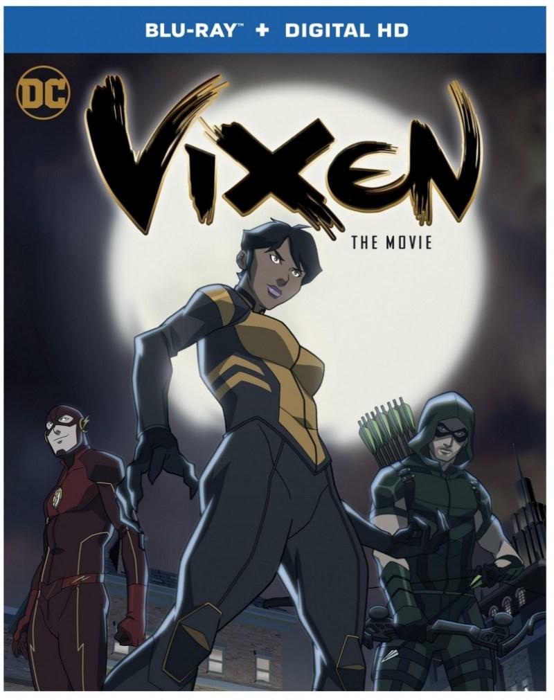 Vixen - The Movie BD Box Art 2