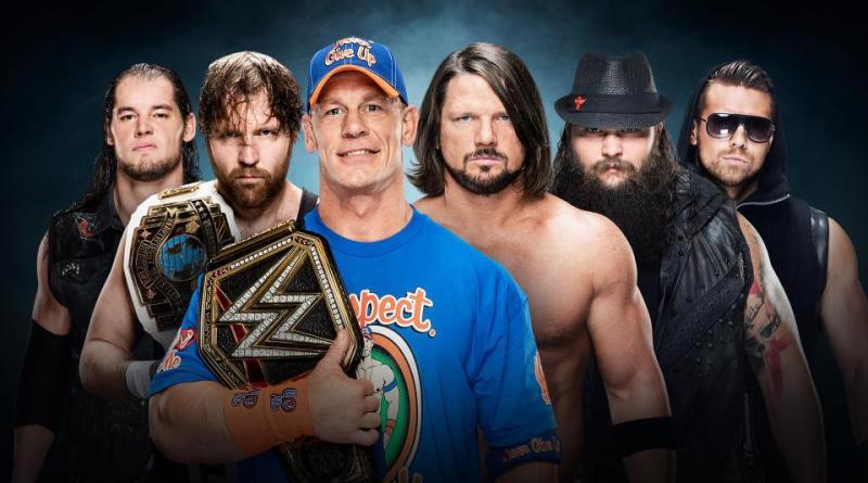 WWE Elimination Chamber 2017 - Elimination Chamber