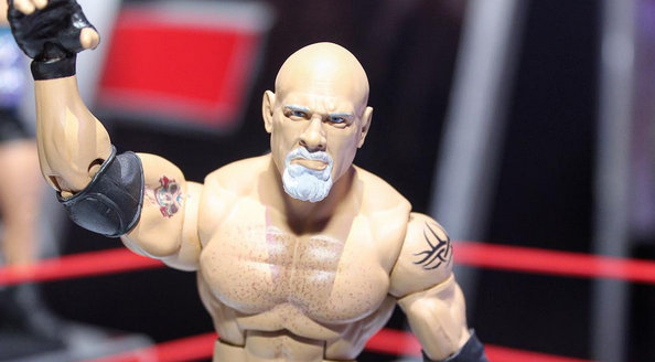 WWE Elite Goldberg