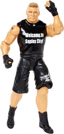 WWE Tough Talkers 2 - Brock Lesnar posing