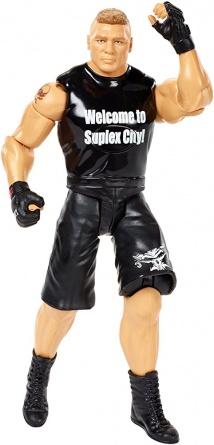 WWE Tough Talkers 2 - Brock Lesnar posing