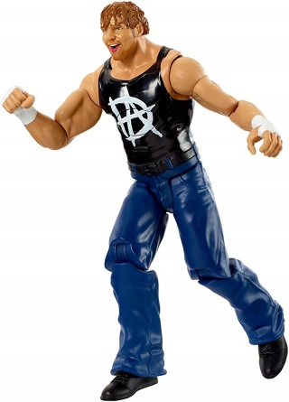 WWE Tough Talkers 2 - Dean Ambrose action shot