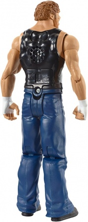 WWE ToughTalkers 2 - Dean Ambrose rear
