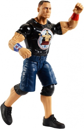 WWE ToughTalkers 2 - John Cena action