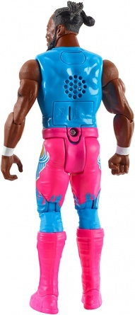 WWE Tuff Talkers 2 - Kofi Kingston rear