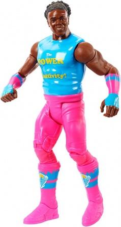 WWE Tough Talkers 2 - Xavier Woods posing