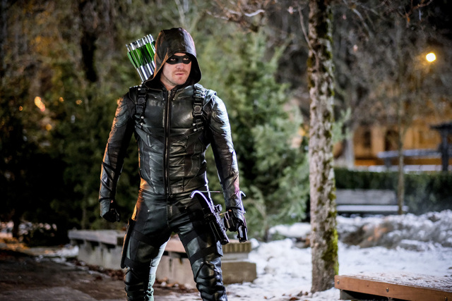 Arrow: The Sin-Eater review, S5, Ep. 14