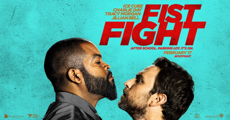 fist fight giveway