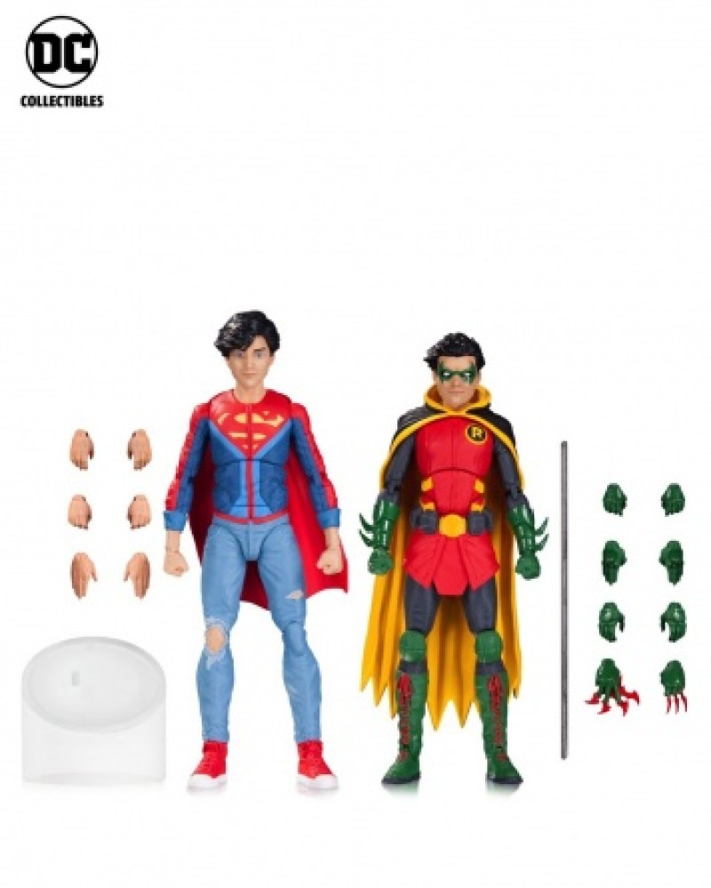 DC Icons Super Sons