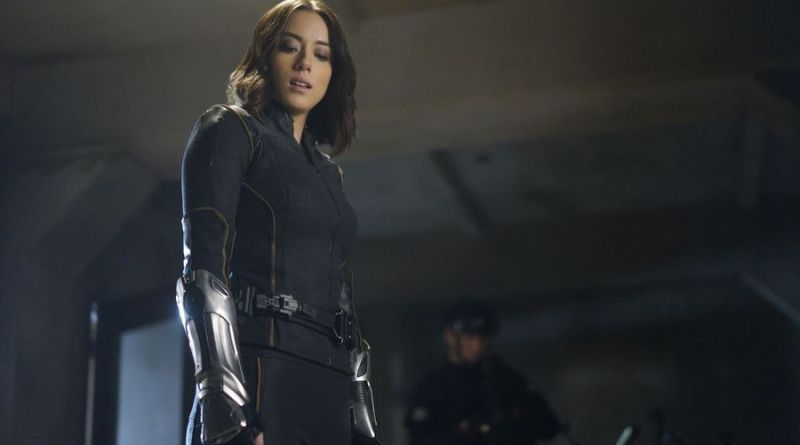 Agents of SHIELD BOOM review - Quake