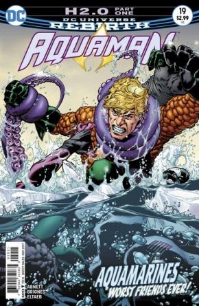 Aquaman #19 cover