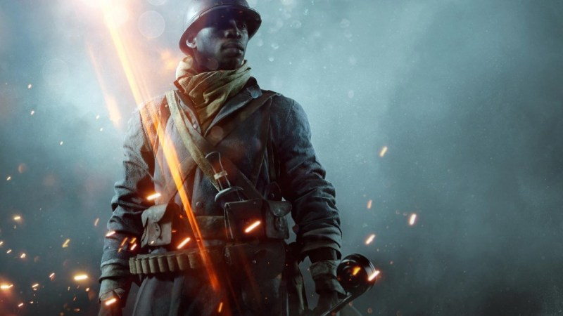 Battlefield 1 They Shall Not Pass French soldier
