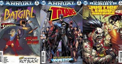DC Comics reviews for 3/29/17