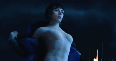 Ghost in the Shell advanced ticket giveaway