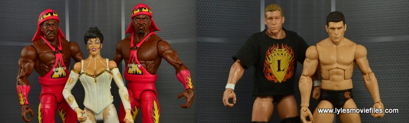 Harlem Heat vs Legacy
