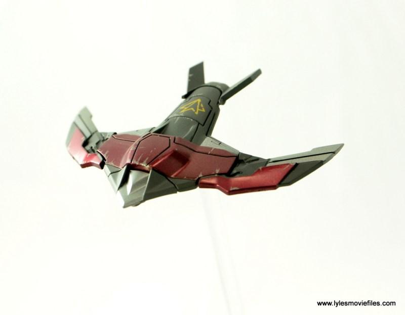 Hot Toys Captain America Civil War Falcon figure review -Redwing detail