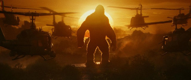 Kong: Skull Island movie-review-Kong-among-helicopters