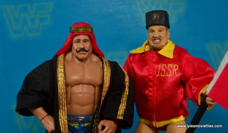March Bashness 2017 - Iron Sheik and Nikolai Volkoff