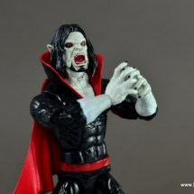Marvel Legends Morbius figure review - main