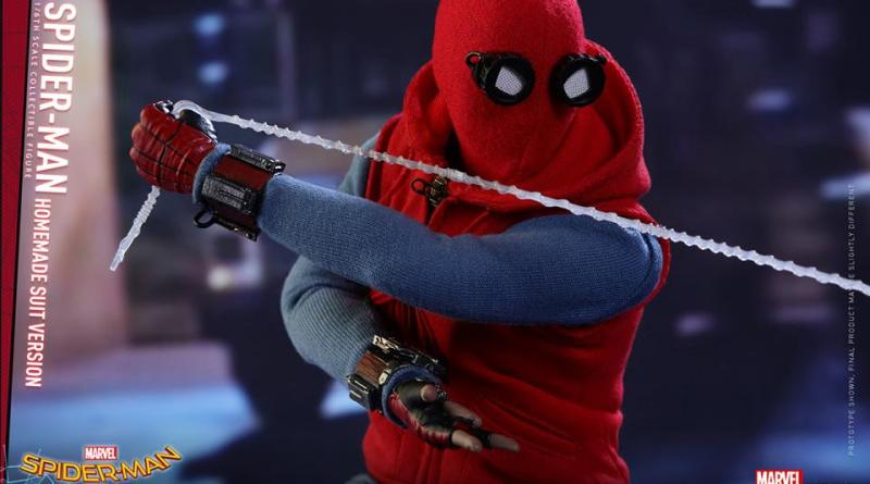 Spider-Man Homecoming Homemade Suit - main pic