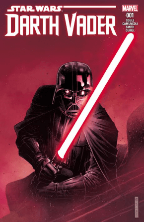 Star Wars Darth Vader cover
