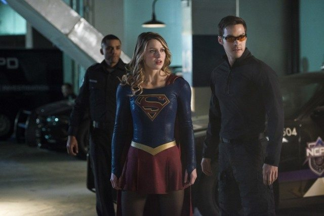 Supergirl We Can Be Heroes review - Supergirl, Mon-El