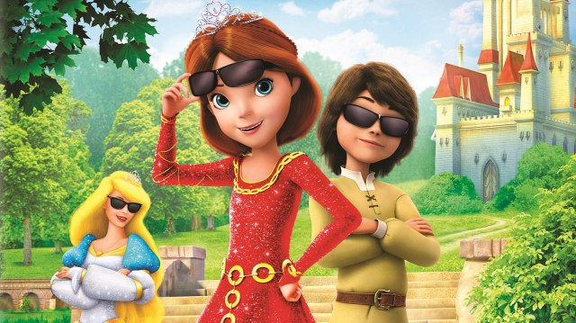 Swan Princess Royally Undercover - Odette, Alise and Lucas