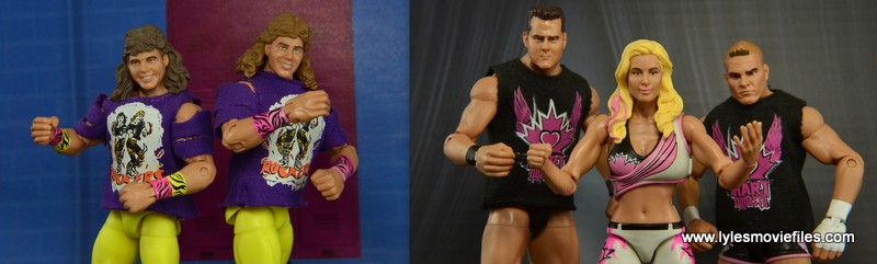 The Rockers vs The Hart Dynasty