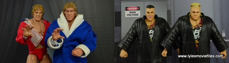 Von Erichs vs The Nasty Boys