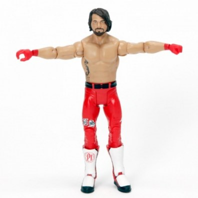WWE AJ Styles exclusive front arms out