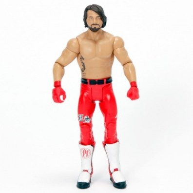 WWE AJ Styles exclusive front