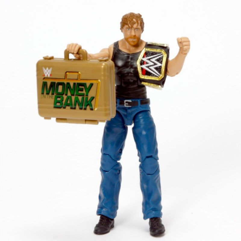 WWE Elite Network Spotlight Dean Ambrose