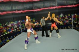 WWE Narcissist Lex Luger figure review - about to nail Mr. Perfect