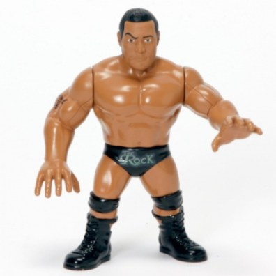 WWE Retro Series 2 The Rock