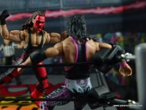 WWE Wolfpac Sting figure review -Stinger Splash to Bret Hart 2