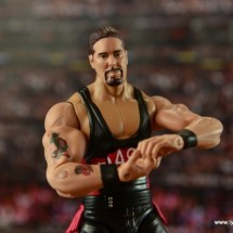 WWE nWo Wolfpac Kevin Nash Elite figure review -clasping hands
