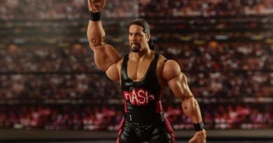WWE Wolfpac Kevin Nash figure review Ringside Collectibles exclusive