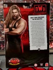 WWE nWo Wolfpac Kevin Nash Elite figure review -package rear