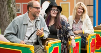 Get advanced tickets to a screening of Wilson starring Woody Harrelson