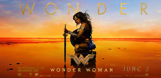 Wonder Woman - Amazon origins trailer