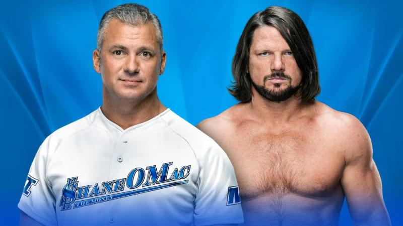 WrestleMania 33 preview - Shane McMahon vs AJ Styles