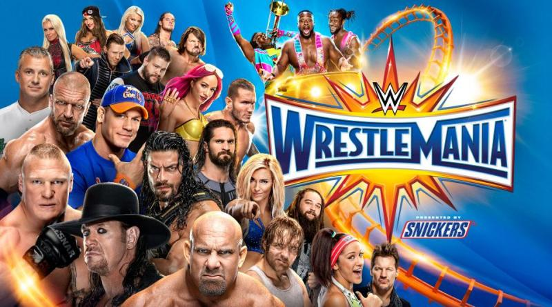 WrestleMania 33 preview - main image